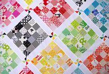 Foltvarras / patchwork /quilt