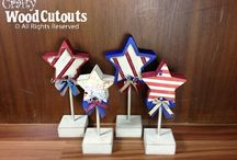 Crafty Woods Cutout / by Gayle Seal-Blanchette