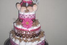 Daiper Cake / Baby Shower