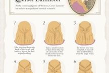 games of throne hair styles