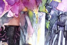 Tulips / Design, artwork and arrangements with tulips