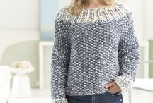 Knitting / Interesting patterns to try