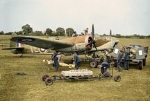 WW II Aircraft - spojenci západní fronta