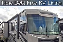 RV Living / Life on the road, RV living ideas, tips for living in an RV full time. RV dreaming.