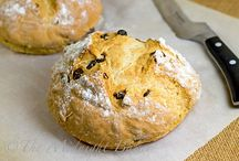 Irish Soda Bread  / Handy fast loaf