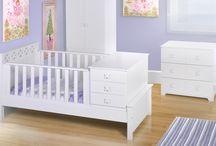 Habitación de Bebes / Para recibir a los recién nacidos, los mejores muebles para el cuarto del bebé