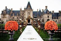 Amazing Wedding Venues Around the World / Wonderful places to host your wedding.