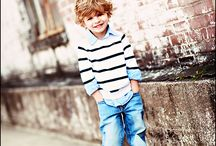 Boy, he's looking cute! / Cool clothes/outfit ideas for the kiddo to wear.