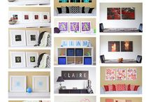 Ideas & Inspiration | Mix and Match Home Decor Ideas / Inspiration, tips, and tricks on how to mix and match home decor for your style!