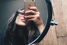 mirror photo.