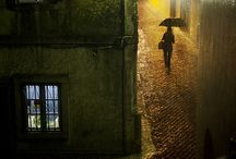 rain / eső