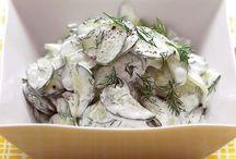 Salads / Fun salad ideas