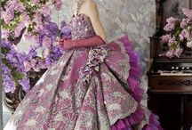 Fashion Vintage Style / Beautiful vintage inspired fashion... / by Colleen Gardiner