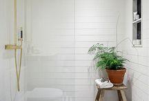 Blk white bath