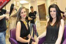 Perfect Hair by Sara Studio / Perfect look by Sara Studio https://www.facebook.com/SaraStudioBeauty/