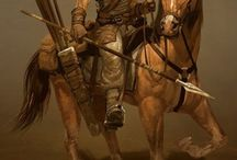 Pathfinder - Mounted