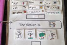 kalendarz, pory roku