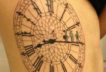 Disney Tattoos.