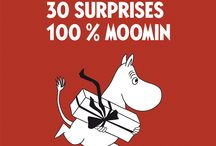 Moomin.com's 1 year anniversary / Moomin.com celebrates its 1 year anniversary with 30 days of surprises. Come join us!