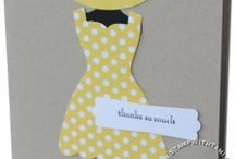 Stampin' Up! - All dressed up - Retired