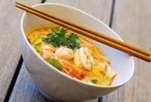 Asiat food