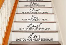 stairs sing