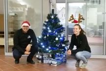 Vánoce / Vánoce u nás byly veselé :-)