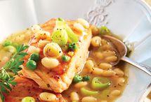 Recetas para cuaresma / En esta temporada de cuaresma tenemos las mejores y más deliciosas recetas con pescado y mariscos.