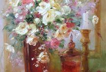 Virágok-képeken.. / csendéletek..egyebek..