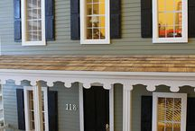 Camis Dollhouse / by Shelley Colontrelle