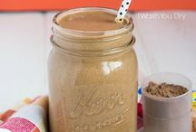Protein Powder Treats / by Kerry Bollech