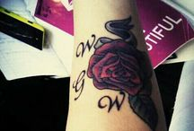 Tatuaże ^^