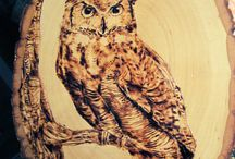 Woodburning projects