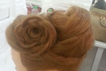 Coiffure studio / Nos créations de coiffures studio ainsi que celles qui nous inspirent