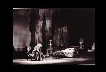 """MES PROD: LA VOIX HUMAINE / J'ai eu le grand honneur et le plaisir de mettre en scène Marion Sylvestre dans sa première """"Voix Humaine"""" en Avignon et sa dernière à New York. Cette grande interprète disparut trop tôt, emportée par un cancer. C'était une grande amie, une soeur et une magnifique cantatrice capable d'aborder tous les genres lyriques : Salomé, la Voix Humaine, les Maîtres Chanteurs, la Veuve Joyeuse, la Chauve Souris, Dialogue de Carmélites, Micaela de Carmen, les Chouans, Antonia des Contes d'Hoffmann, sans oublier le terrible rôle de Erzebet dans l'opéra de Charles Chaynes !"""