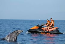 Jet Ski Tenerife / Get ready for 2 hours adventure thrill of a lifetime! Blast your way along the beautiful volcanic shores of Tenerife Island with Jet Ski Tenerife Fast&Furious. http://www.toptentenerife.com/tours/jet-ski-tenerife-fastfurious/