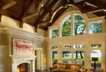 """Built from the ground up! / Design inspiration for my """"Pie in the Sky"""" dream home.  / by Gray Meeks"""