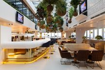 Interieur 41 st Floor ST Petersburg / We delivered our RAZ sofa and dining chairs for the 41st Restaurant ST Petersburg