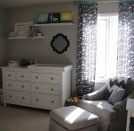 nursery / by Becca Showvaker Harne