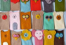 Crafts - Finger Puppets / by Alice Duhon