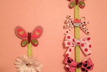 Hair Bows / by Ladyfly