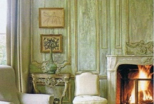 Taupe,Sage,Olive,Lime,Emerald / by Gayle Ahrens Design A Pleasant Home