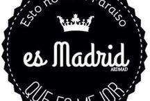MADRID / Mi ciudad.