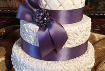 ribbon cakes