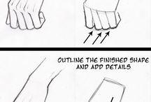 teken hand