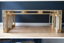 Woodworking -> Pallet projects