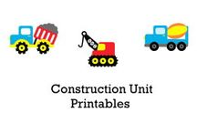 Construction Unit Study / by Deb @ Living Montessori Now