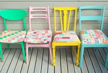 Inspire {chairs} / by Natasha {tasha2shoes}