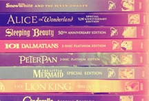 d i s n e y / All things Disney. I love all the Disney productions. :)