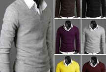 Sweaters to mix